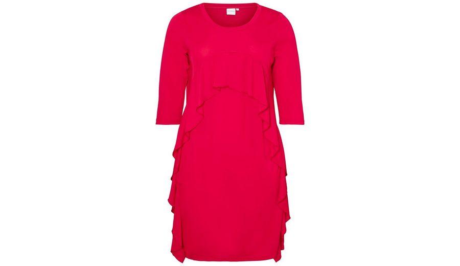 Günstig Kaufen Bilder JUNAROSE Feminines Jersey Kleid Billig Empfehlen Mit Visum Zahlen Zu Verkaufen 9eT8vnKH