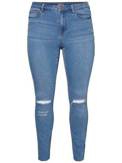 JUNAROSE Knöchel Jeans