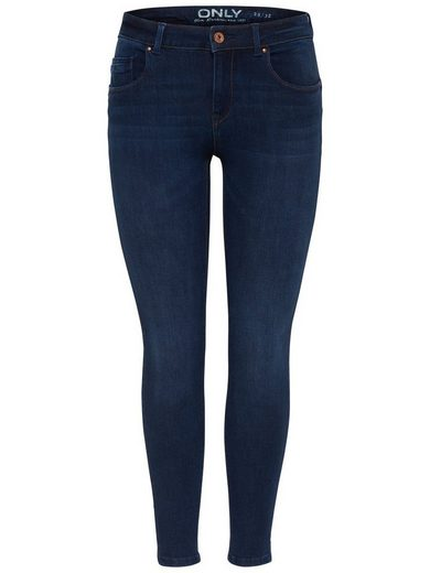 Seulement Dylan Reg Pushup Cheville Skinny Fit Jeans