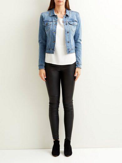 OBJECT Jeans Jacke