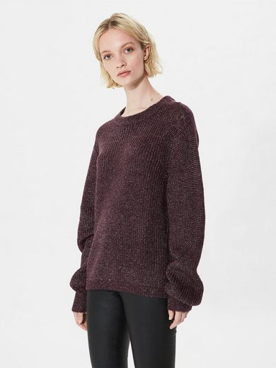 Selected Femme Cut Loose Fit In Knit Sweater