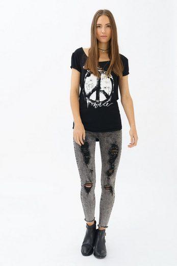 trueprodigy T-Shirt Love BE nice