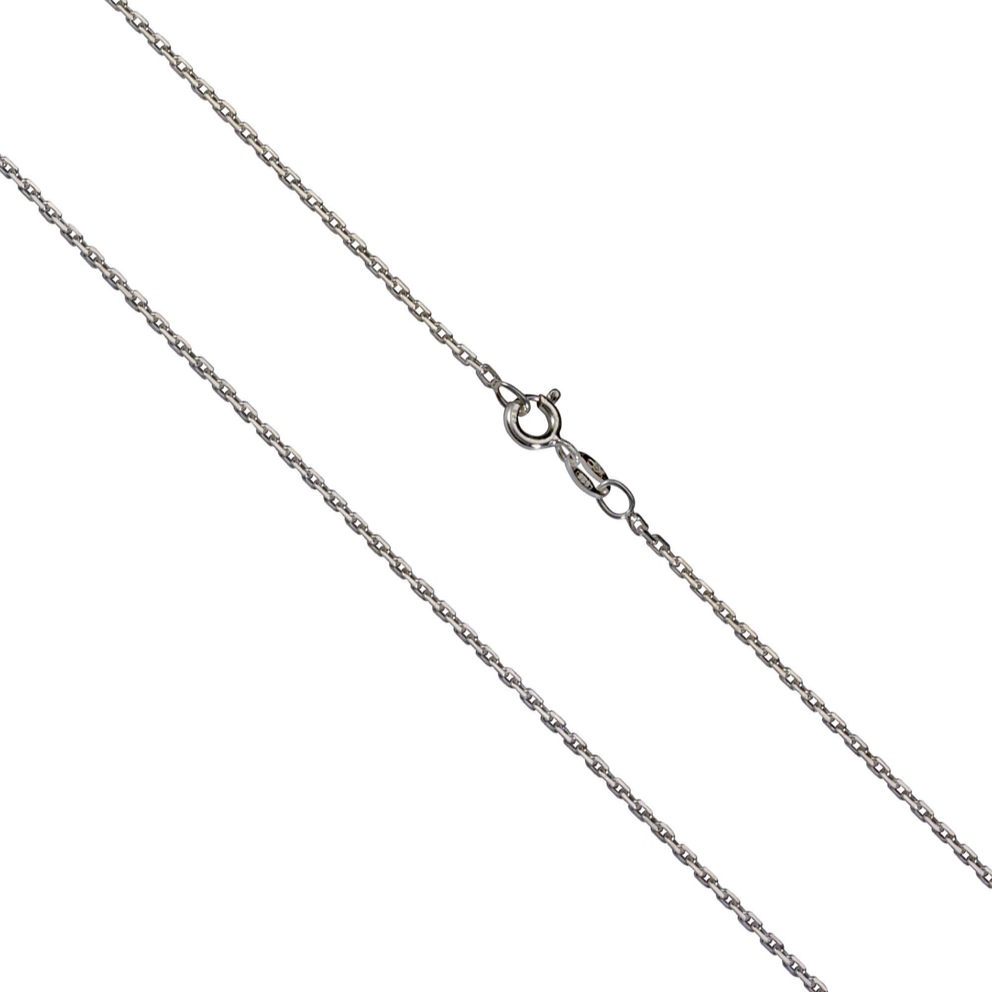 Firetti Collier »925/- Sterling Silber rhod. Ankerkette«