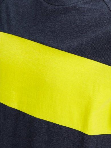 Jack & Jones Colour-Blocking T-Shirt