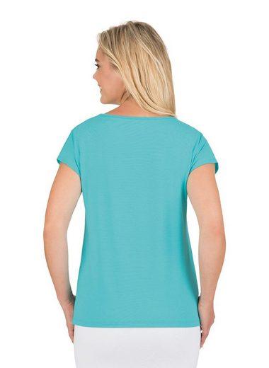 TRIGEMA T-Shirt aus Viskose