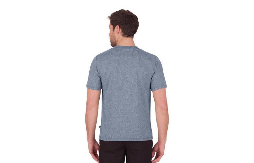 TRIGEMA Melange T-Shirt Authentic Perfekte Online-Verkauf v9Vz2r