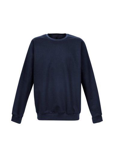 TRIGEMA Sweatshirt aus Biobaumwolle