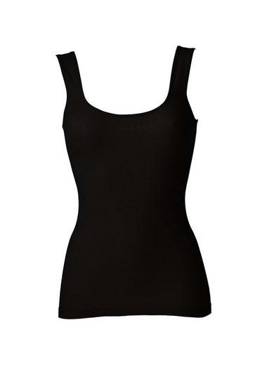 Trigema Tank Top Made Of Polyamide / Elastane