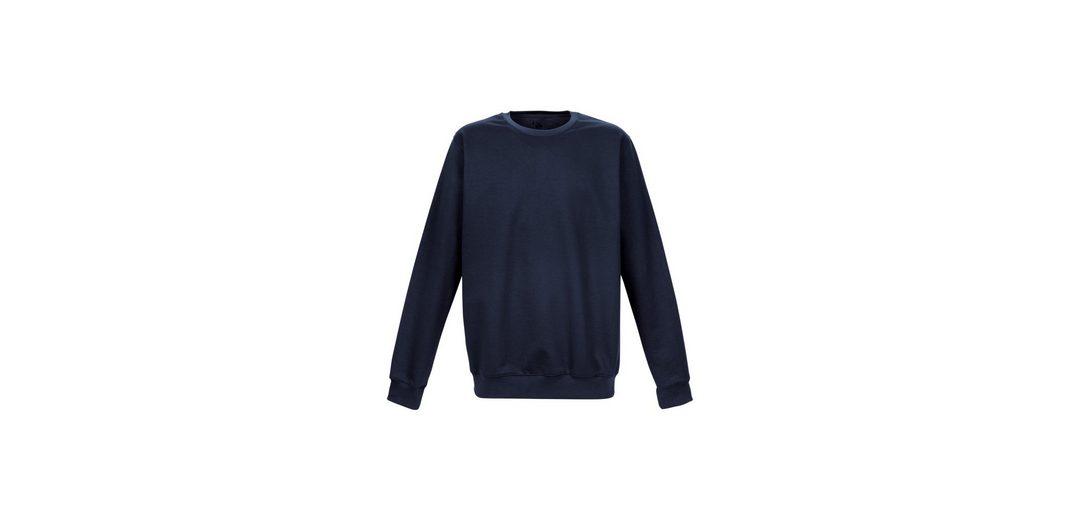 TRIGEMA Sweatshirt aus Biobaumwolle Lieferung Frei Haus Mit Paypal 1SMmp2z6nZ