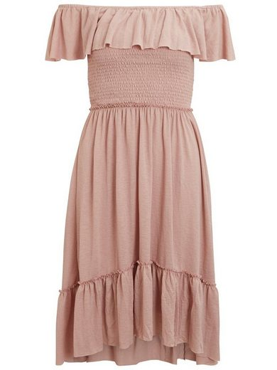 Vila Off-Shoulder Kleid