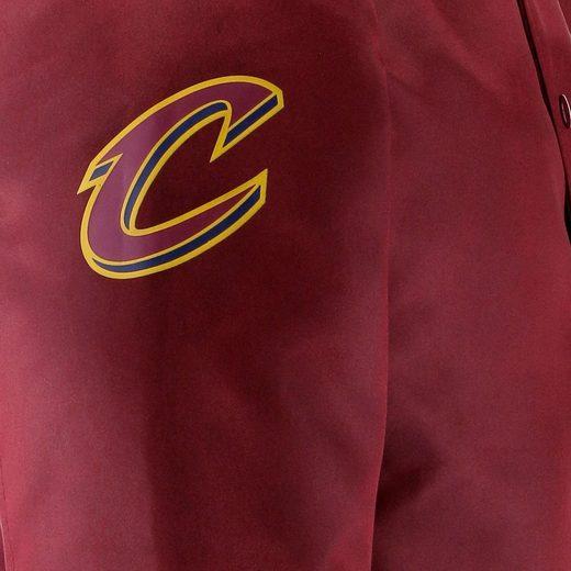 New Era Collegejacke Cleveland Cavaliers