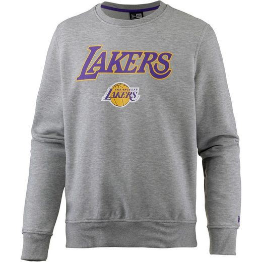 New Era Sweatshirt Los Angeles Lakers