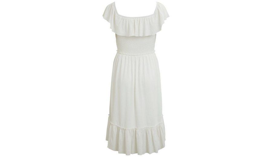 Wiki Online Vila Off-Shoulder Kleid Vermarktbare Online Sehr Günstig Online Billige Browse Frei Verschiffen vTEUsQo