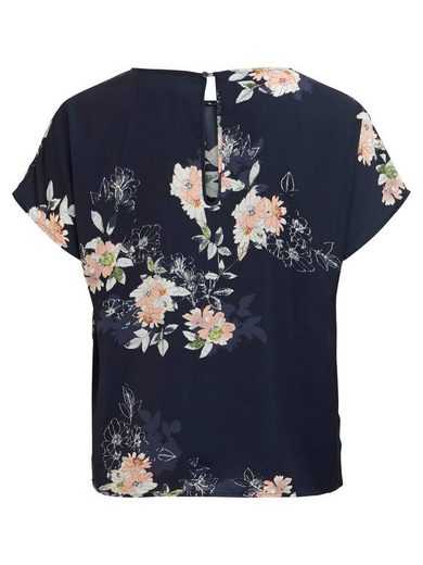 OBJECT Blumenmuster Bluse