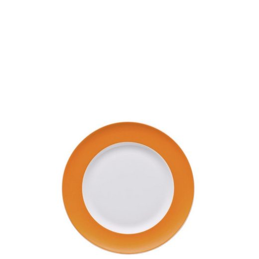 Thomas Porzellan Brotteller »Sunny Day Orange Brotteller 18 cm«, (1 Stück)