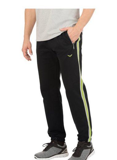 TRIGEMA Jogginghose mit Seitenstreifen