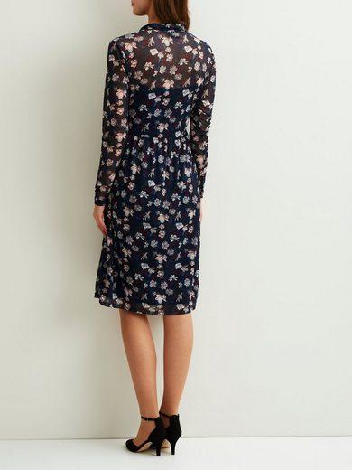 OBJECT Blumenmuster Kleid