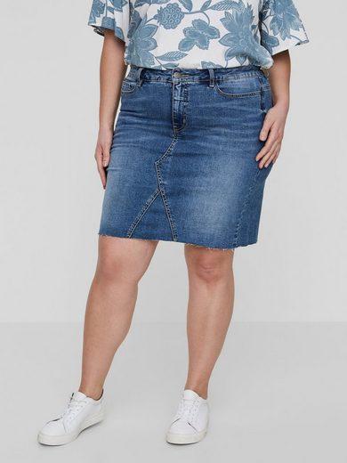 Junarose Jeans Rock