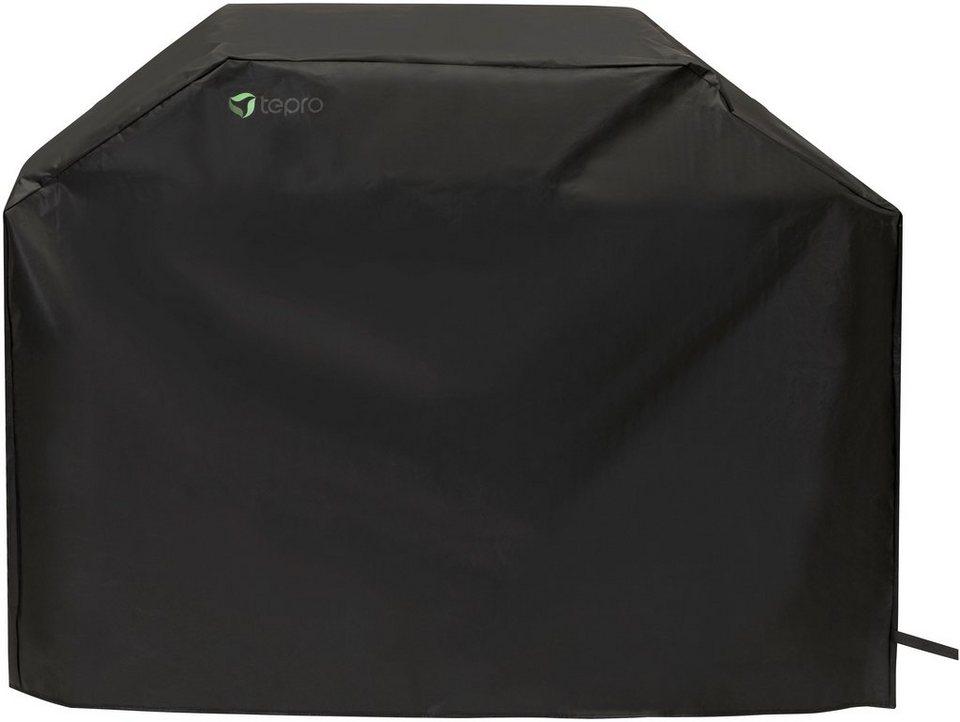 Tepro Universal Abdeckhaube Für Holzkohlegrill Toronto : Tepro abdeckhaube bxtxh: 150x70x110 cm für gasgrill groß aus