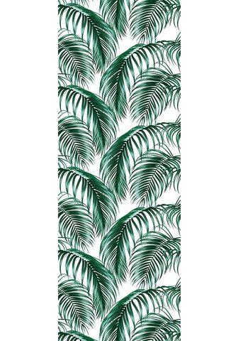 QUEENCE Viniliniai tapetai »Tropische Blätter ...