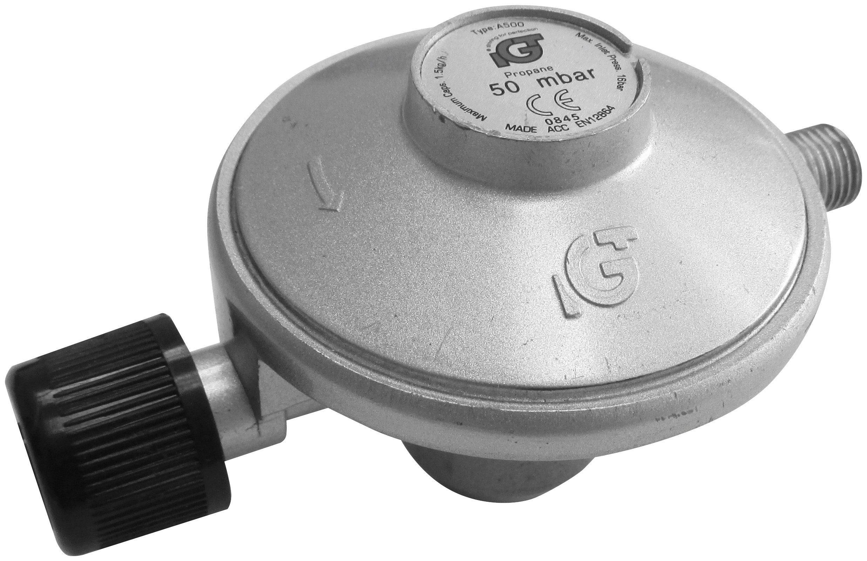 TEPRO Druckregler , für mobile Gasgrills