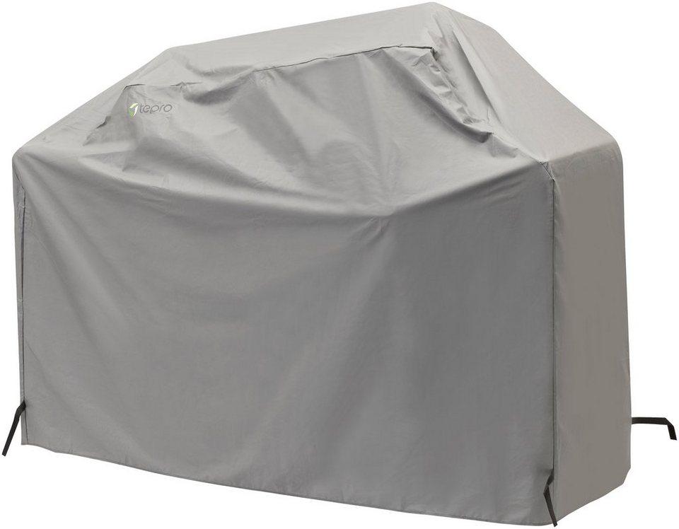Tepro Toronto Holzkohlegrill Abdeckhaube : Tepro abdeckhaube bxtxh: 178x56x129 cm für gasgrill extra groß