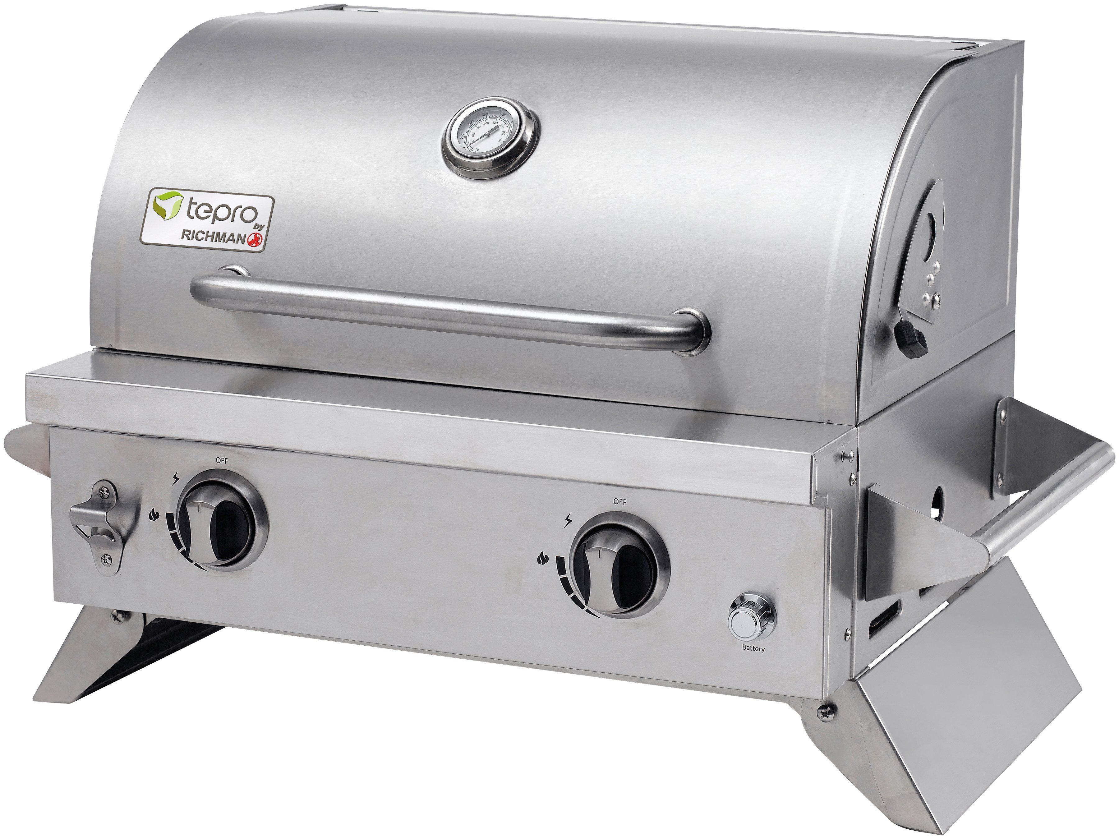 Tepro Gasgrill Richfield Test : Tepro grill test latest der grill test with tepro grill test