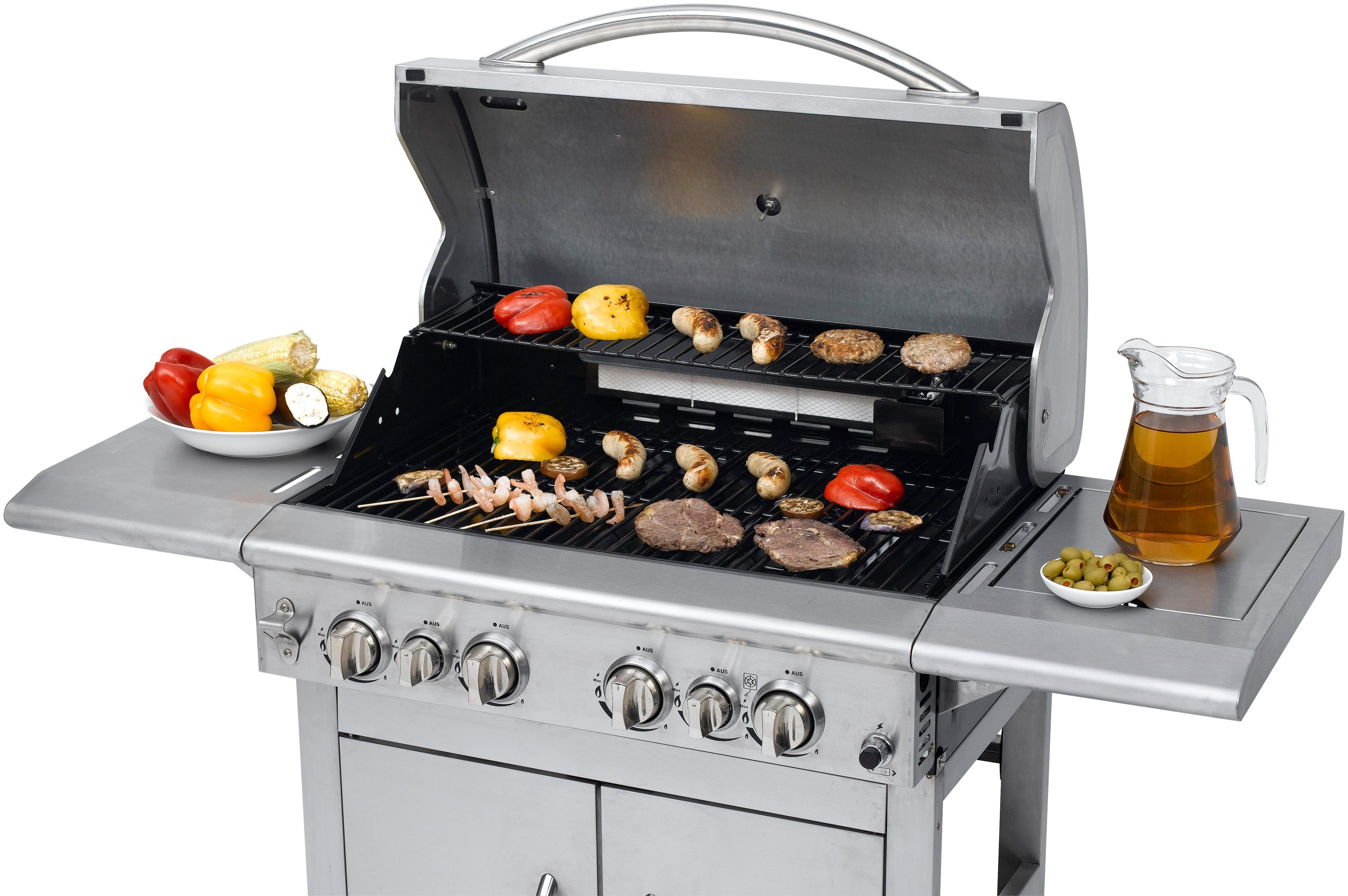Enders Gasgrill Boston 3 K : Enders gasgrill boston k wetterschutzhülle amazon garten