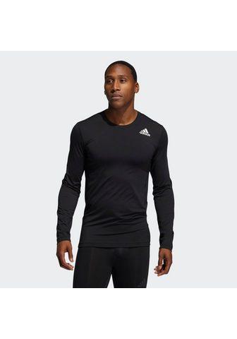 adidas Performance Trainingsshirt »TECHFIT COMPRESSION LO...