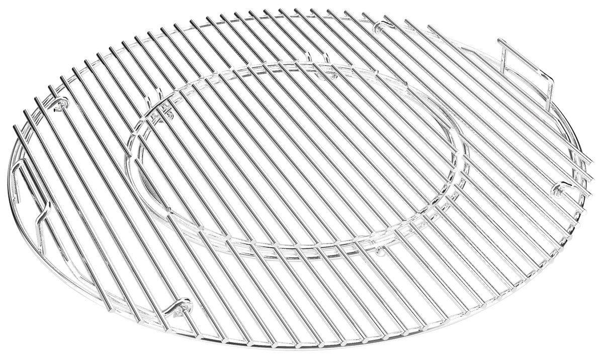 TEPRO Grillrost , verchromt, 57 cm Ø