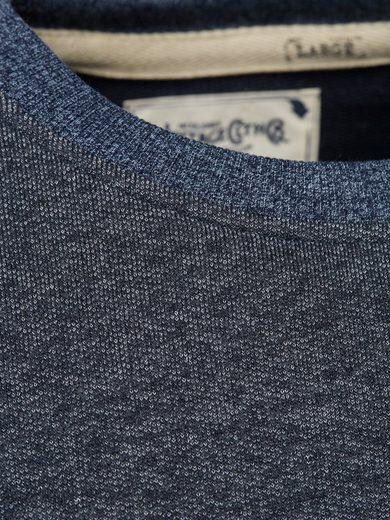Jack & Jones Melange Rundhalsausschnitt- Sweatshirt