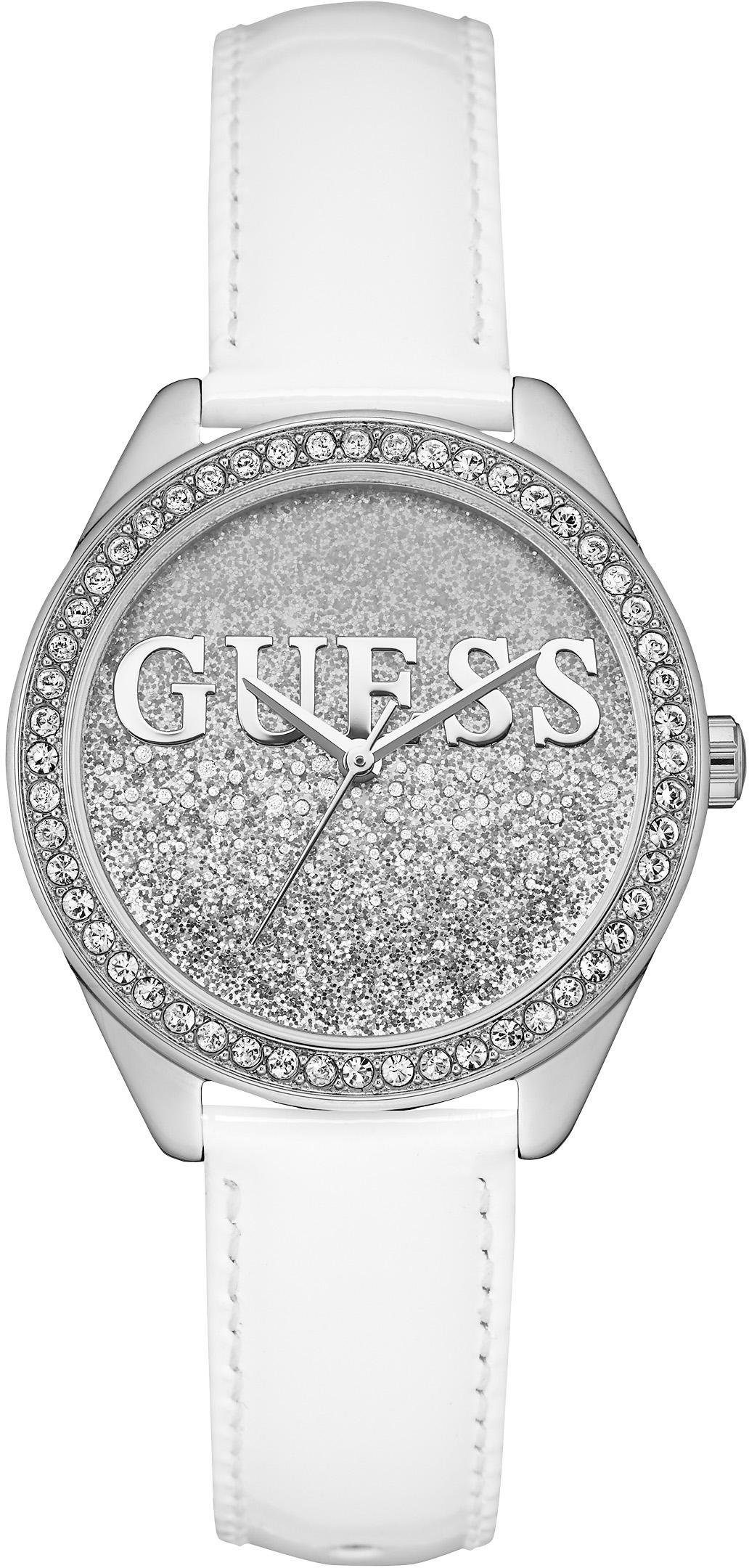 Guess Quarzuhr »GLITTER GIRL, W0823L1«