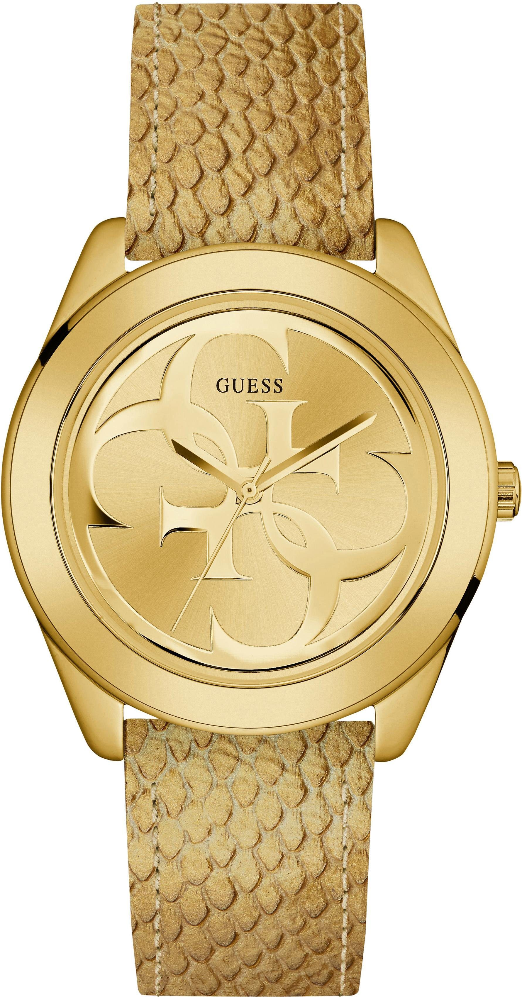 Guess Quarzuhr »G TWIST, W0895L8«