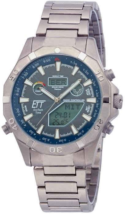 ETT Funkchronograph »EGT-11355-50M«