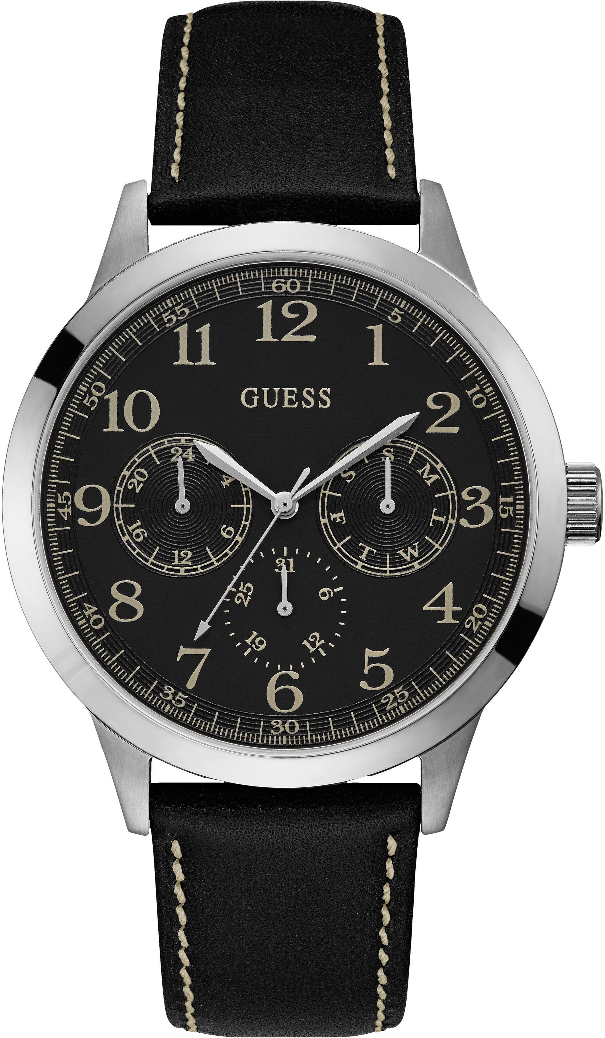 Guess Multifunktionsuhr »BOULDER, W1101G1«