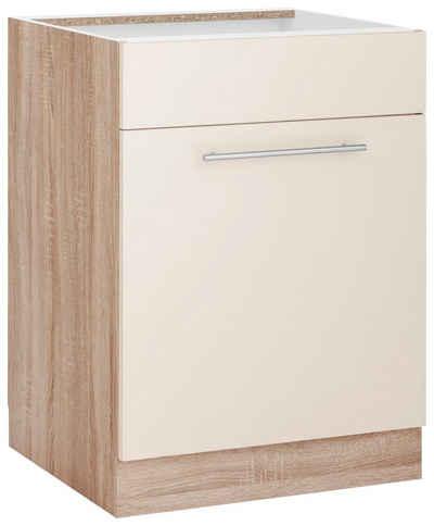 Wiho küchen spülenschrank flexi2 breite 60 cm