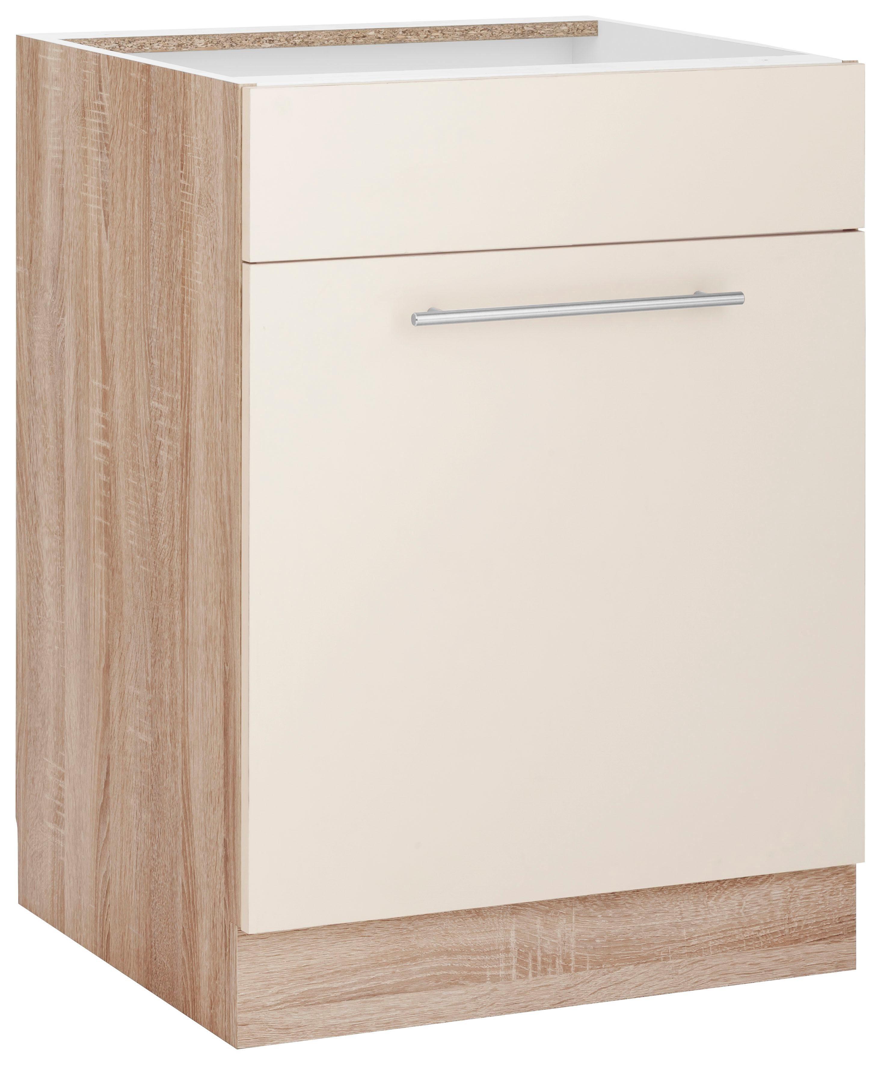 WIHO-Küchen Spülenschrank »Flexi2«, Breite 60 cm