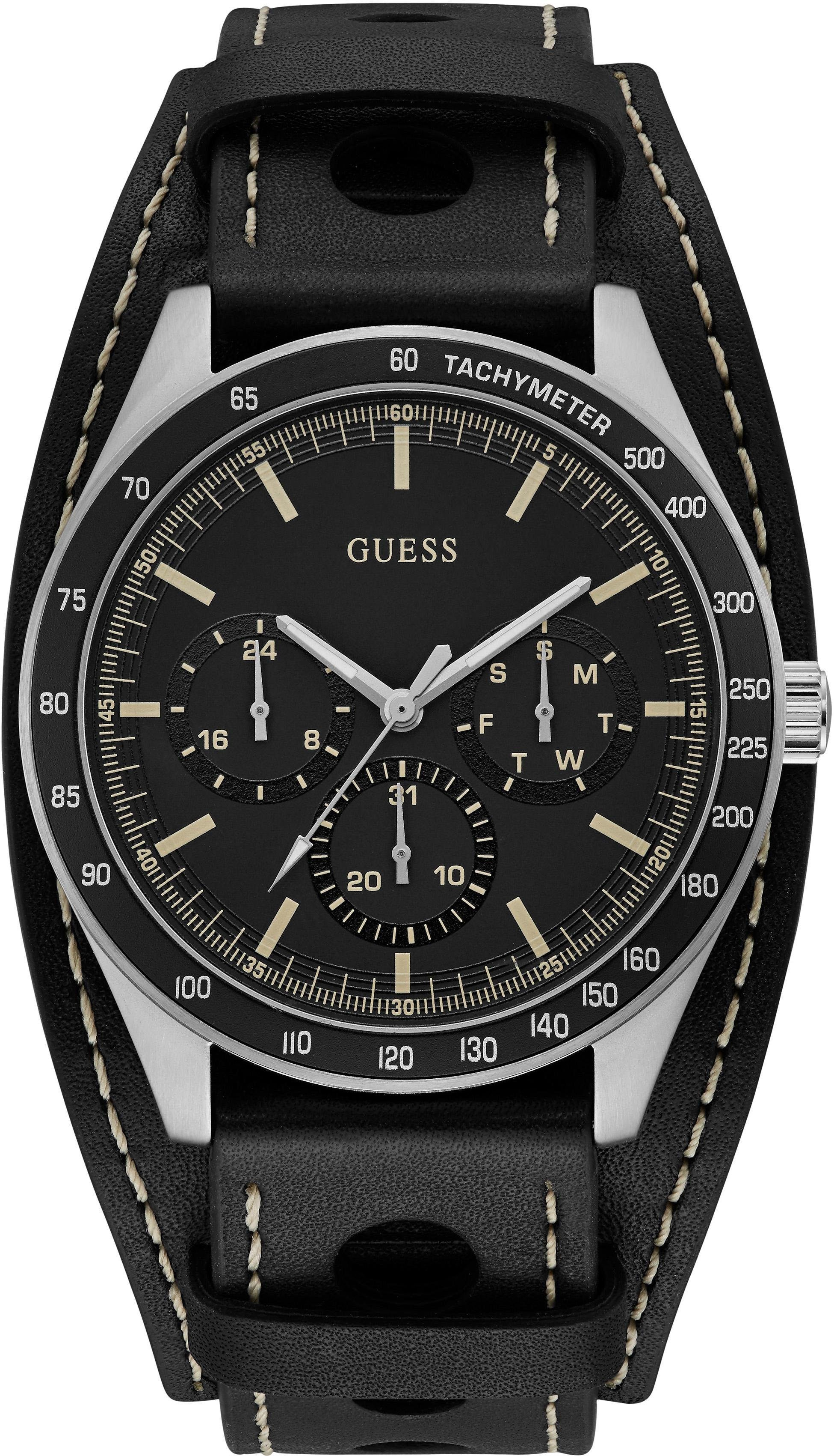 Guess Multifunktionsuhr »MONTANA, W1100G1«