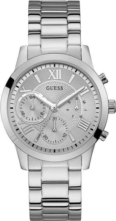 Guess Multifunktionsuhr »SOLAR, W1070L1«