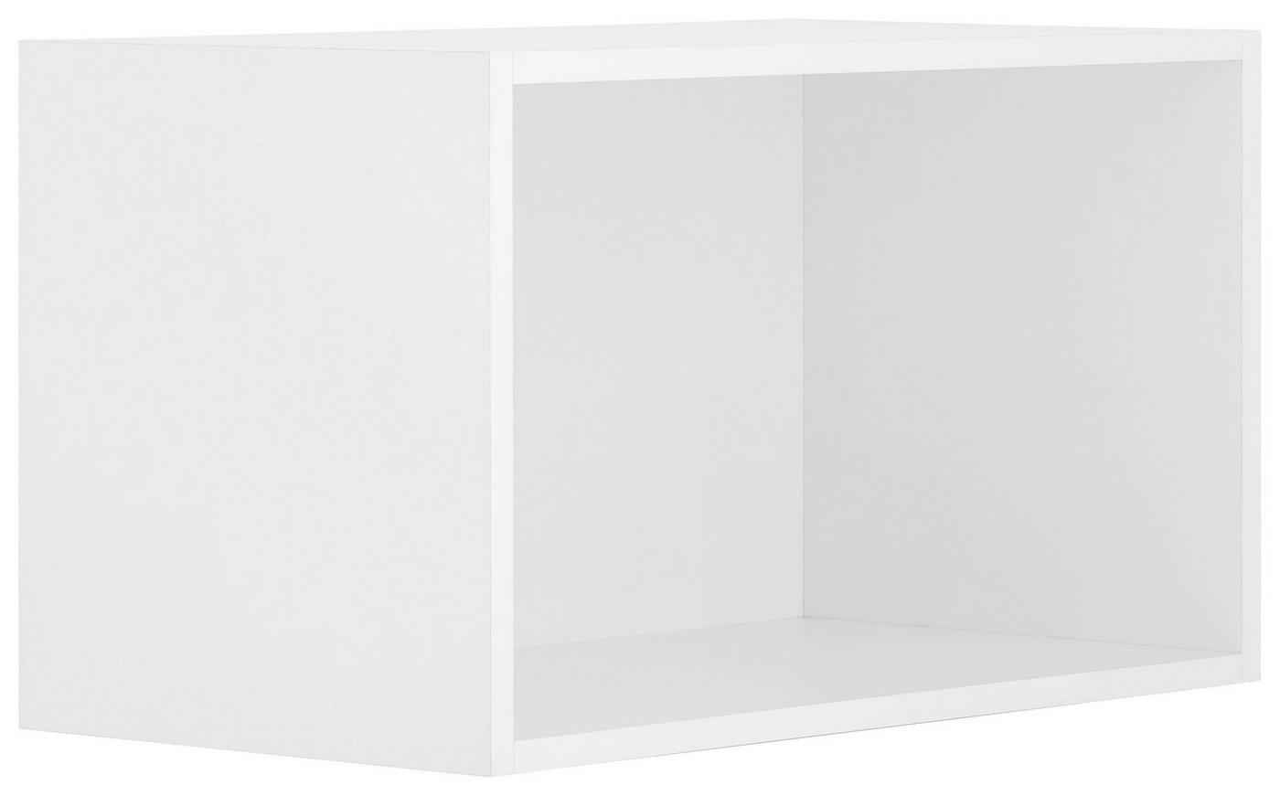 WIHO-Küchen Hängeregal »Flexi2«, Breite 60 cm | Küche und Esszimmer > Küchenregale > Küchen-Standregale | Weiß | Melamin | wiho Küchen