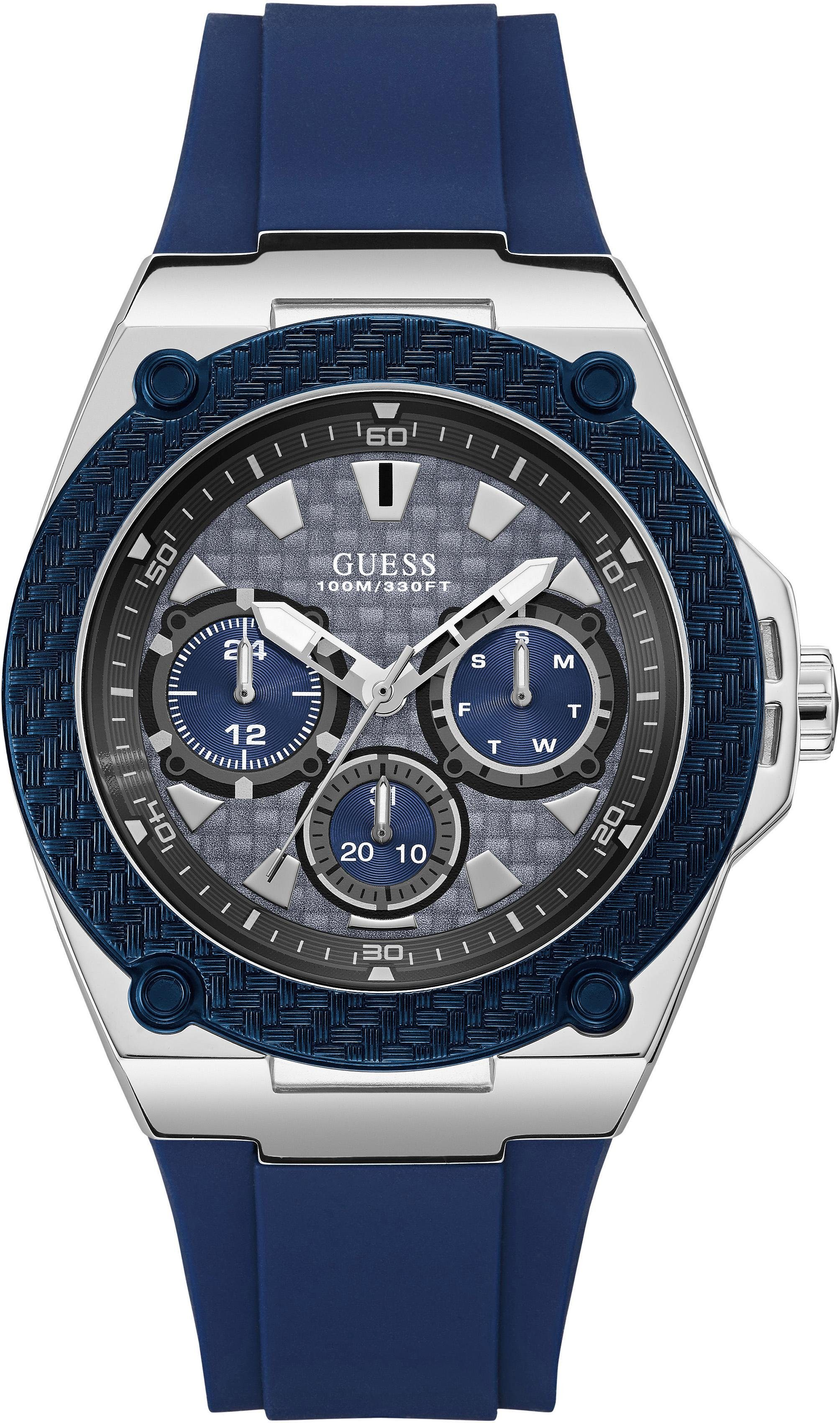 Guess Multifunktionsuhr »LEGACY, W1049G1«