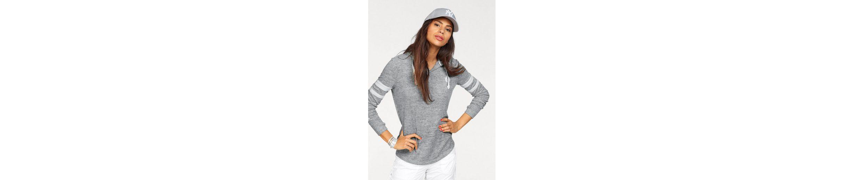 KangaROOS Kapuzensweatshirt, aus super weichem Material