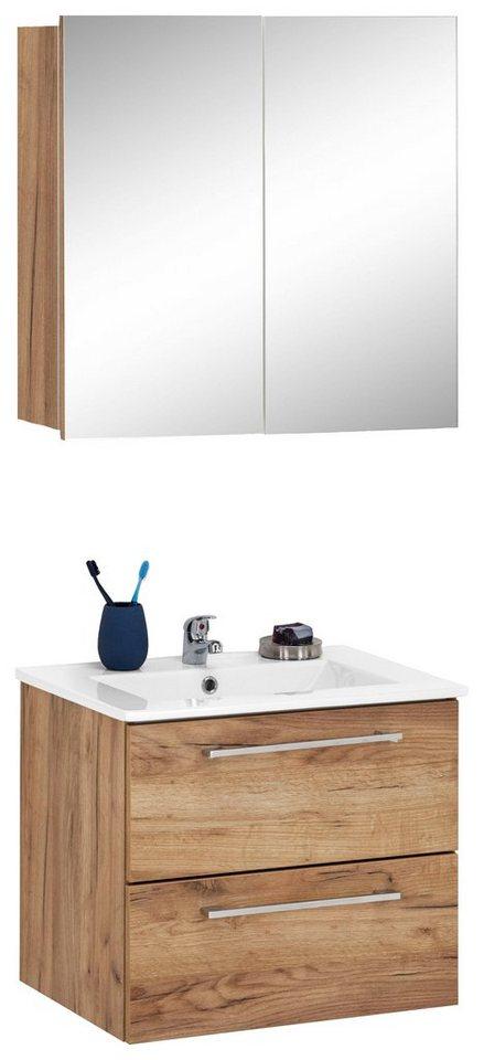 trendteam badm bel set intenso 2 tlg kaufen otto. Black Bedroom Furniture Sets. Home Design Ideas