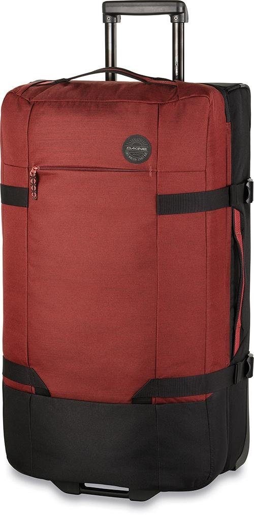 Dakine Rollreisetasche, »SPLIT ROLLER EQ, 75 l, Burnt Rose«