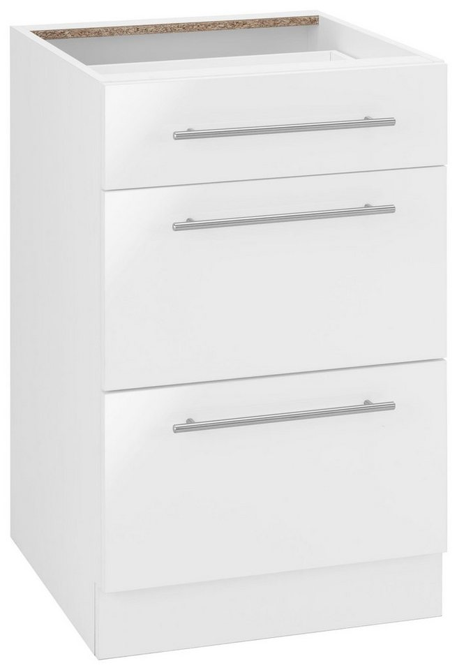 WIHO-Küchen Unterschrank »Flexi2«, Breite 50 cm | OTTO