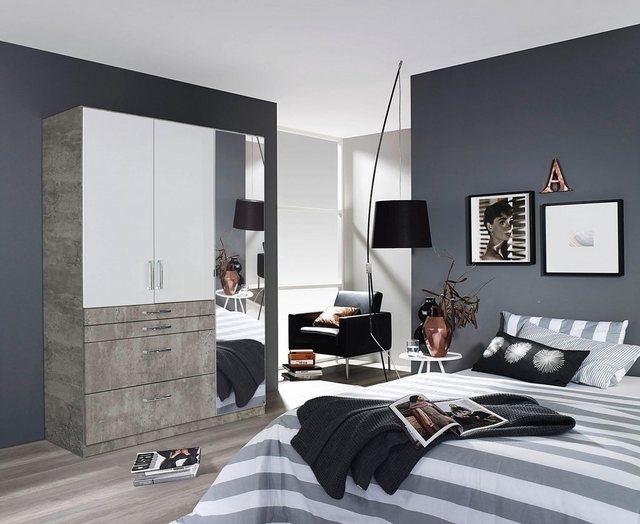 rauch PACK ´S Kleiderschrank »Homburg«, mit Spiegeln   Schlafzimmer > Kleiderschränke > Drehtürenschränke   rauch