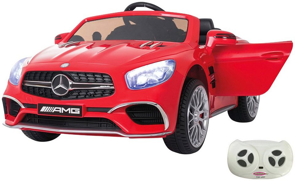 jamara elektroauto mercedes sl65 f r kinder ab 3 jahren 12 volt online kaufen otto. Black Bedroom Furniture Sets. Home Design Ideas