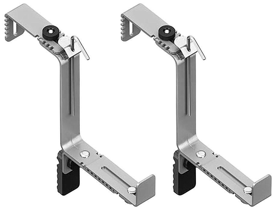 EMSA Blumenkastenhalter »Vario Comfort«, aluminium