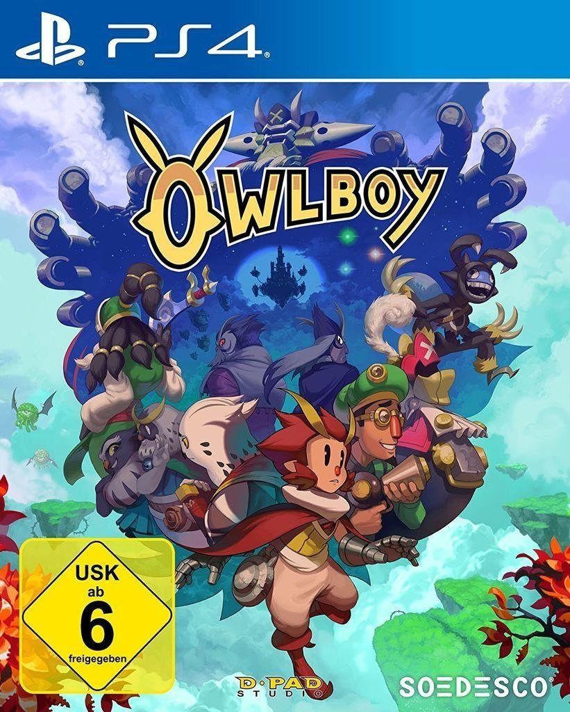 NBG Playstation 4 - Spiel »Owlboy«