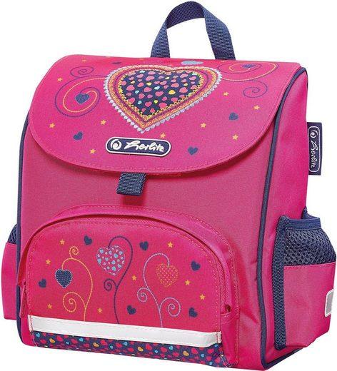 Herlitz Vorschulranzen »Mini Softbag, Pink Hearts«